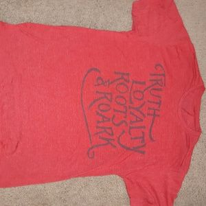 Other - Modern T-Shirt Size XL Red Vintage Look Great Cond